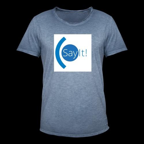 Sayit! - Men's Vintage T-Shirt