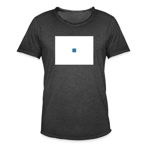test - Mannen Vintage T-shirt