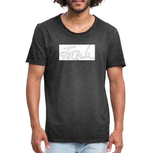 FRCCI - Männer Vintage T-Shirt