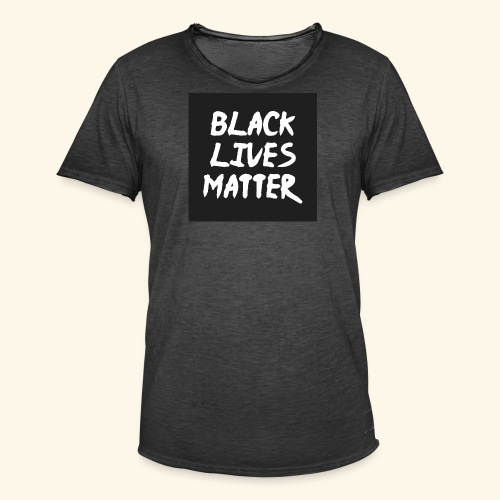 BLM - Men's Vintage T-Shirt
