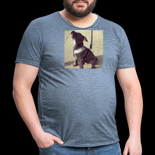 Caviar design presenting Pablo2 - Männer Vintage T-Shirt