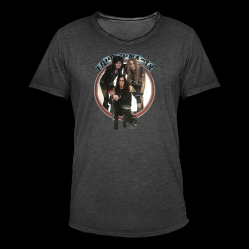 Band photo vintige - Vintage-T-shirt herr