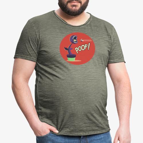 Serie animados de los 80's - Camiseta vintage hombre