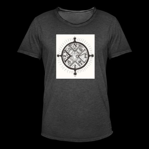 La Maison Des Mains Angel Cove - Men's Vintage T-Shirt