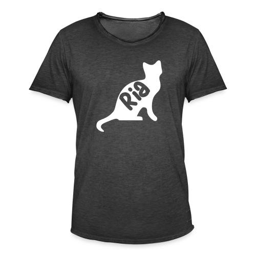 Team Ria Cat - Men's Vintage T-Shirt