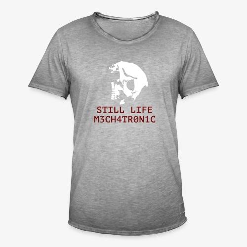 Still Life - Vintage-T-shirt herr