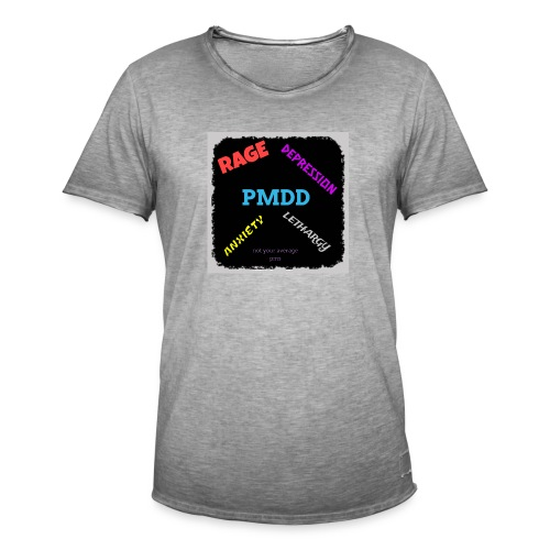 Pmdd symptoms - Men's Vintage T-Shirt