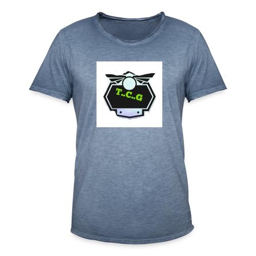 Cool gamer logo - Men's Vintage T-Shirt