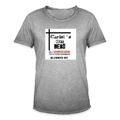 Christ's Not Dead - T-shirt vintage Homme