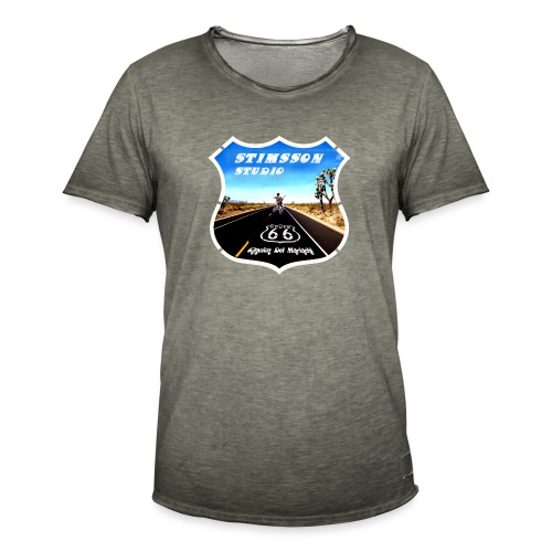 STIMSSON STUDIO - Vintage-T-shirt herr