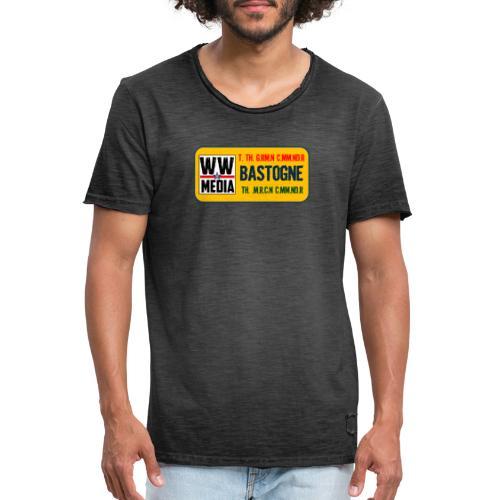 NOIX! - T-shirt vintage Homme