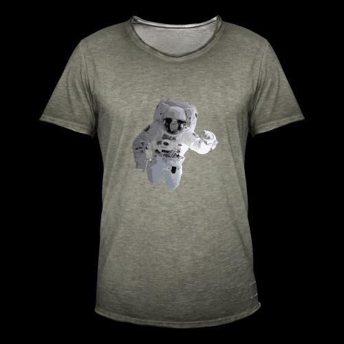 Astronaut Nr. 2 - Men's Vintage T-Shirt