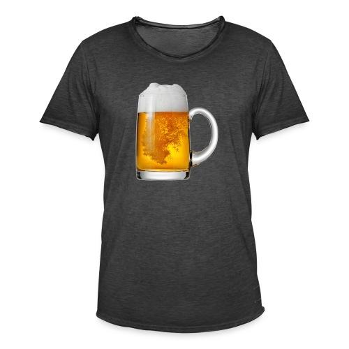 Beer - Maglietta vintage da uomo