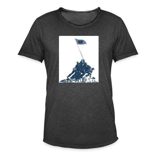 GS monument 1 1 - Männer Vintage T-Shirt
