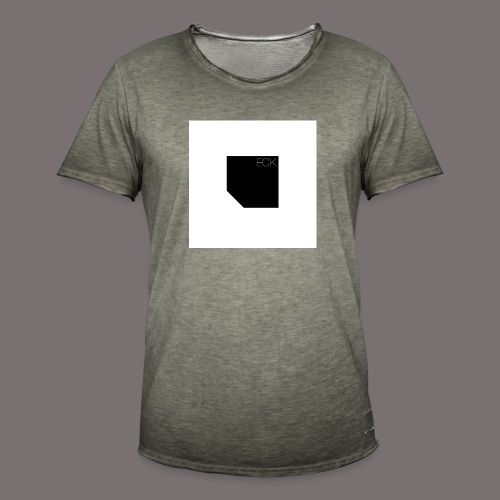 ecke - Männer Vintage T-Shirt