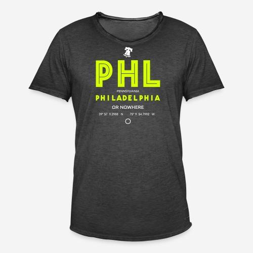 Philadelphia o mai più! - Maglietta vintage da uomo