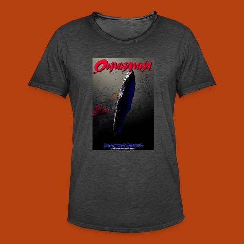 Oumuamua - T-shirt vintage Homme