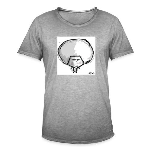 Harry - Mannen Vintage T-shirt