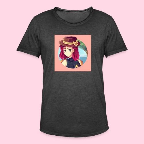 Juliette Badge - T-shirt vintage Homme