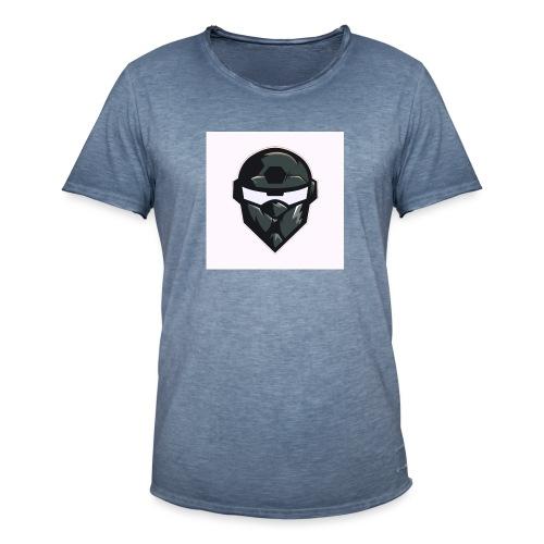 Mainlogo - Herre vintage T-shirt