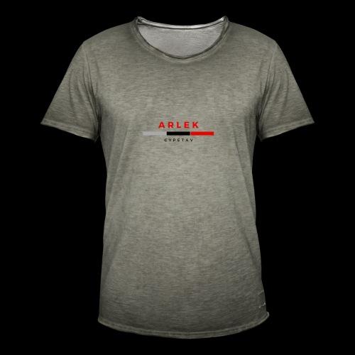 Arlek Cypetav - T-shirt vintage Homme