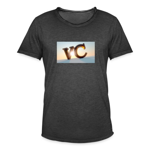 VIllecamacho - Vintage-T-shirt herr