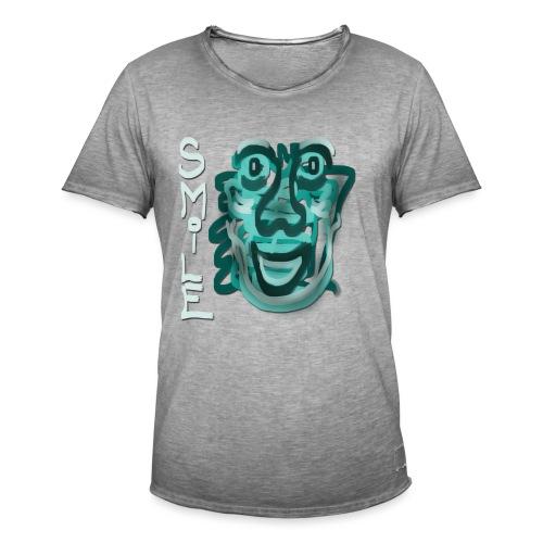Smile - Men's Vintage T-Shirt