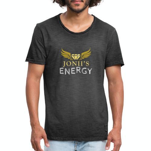 Jonii´s Energy - Männer Vintage T-Shirt