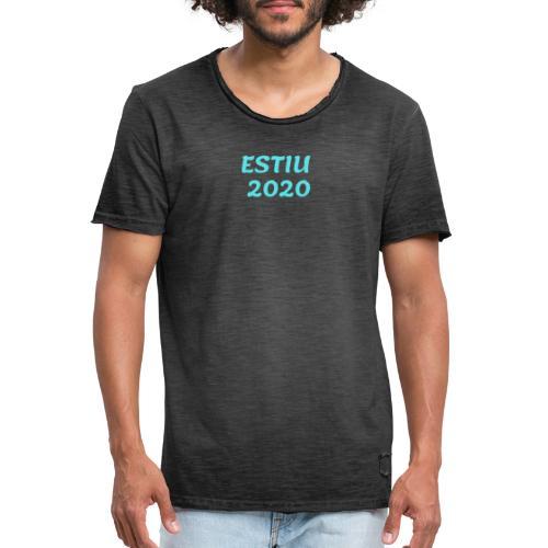 ESTIU 2020 - Camiseta vintage hombre
