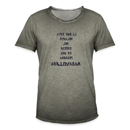 Para el Espejo:PERSONA MARAVILLOSA - Camiseta vintage hombre