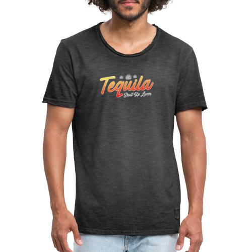 Tequila - gift idea - Men's Vintage T-Shirt