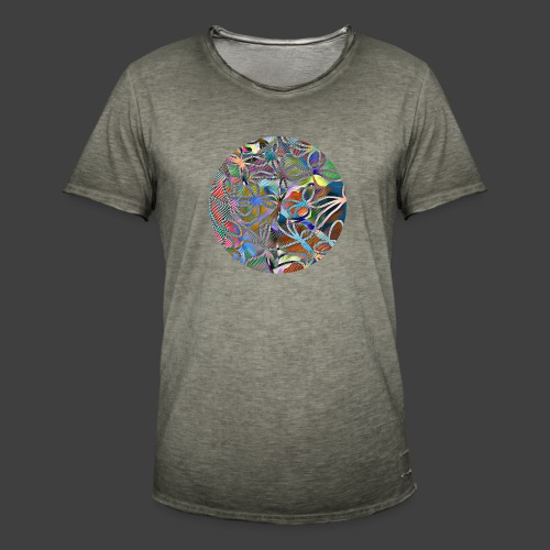 The joy of living - Men's Vintage T-Shirt