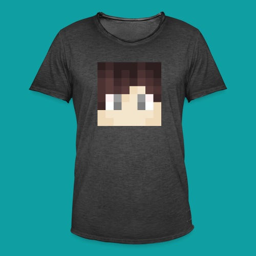 Craptian MClogo - Men's Vintage T-Shirt