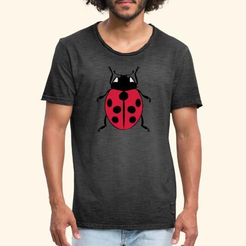 marienkaefer - Männer Vintage T-Shirt
