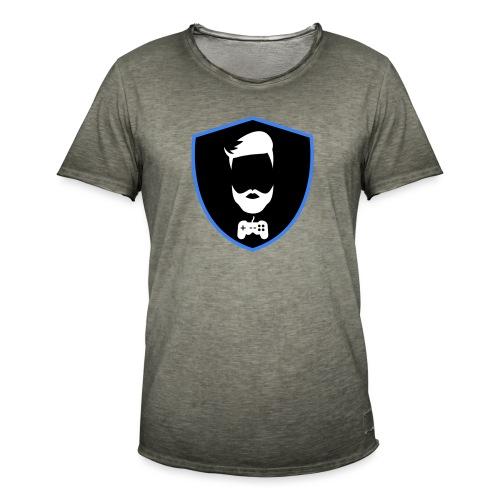 Kalzifertv-logo - Herre vintage T-shirt