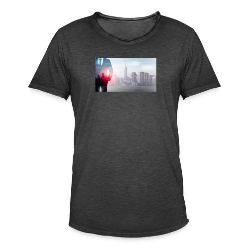 focus - Männer Vintage T-Shirt