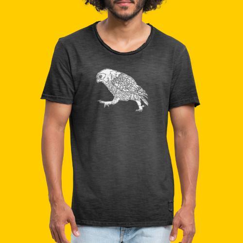 Oh...wl - Vintage-T-shirt herr