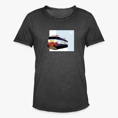 FS E 656 Caimano - Maglietta vintage da uomo