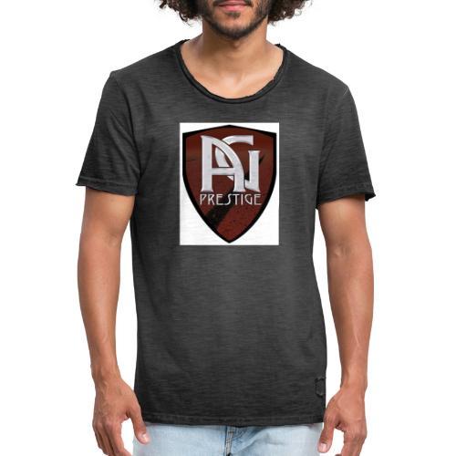 logo Ag prestige - T-shirt vintage Homme