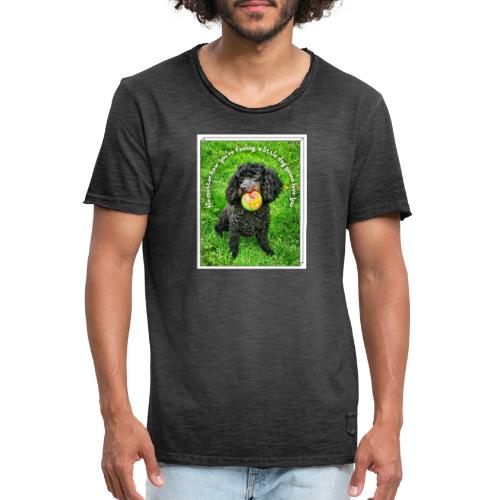 CHLOEquote - Vintage-T-shirt herr