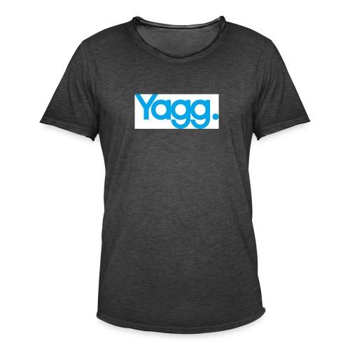 yagglogorvb - T-shirt vintage Homme