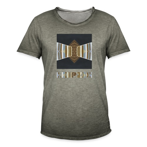 Leipzig #2 - Männer Vintage T-Shirt