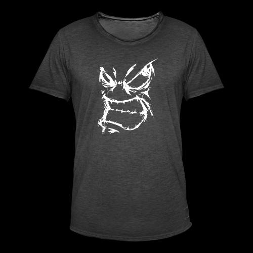 face - Vintage-T-shirt herr