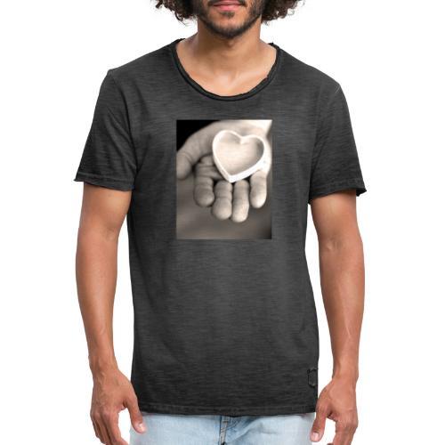 be mine - Camiseta vintage hombre