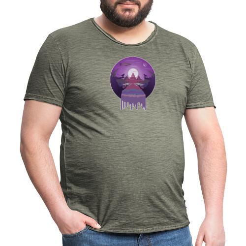 ANkOR - T-shirt vintage Homme