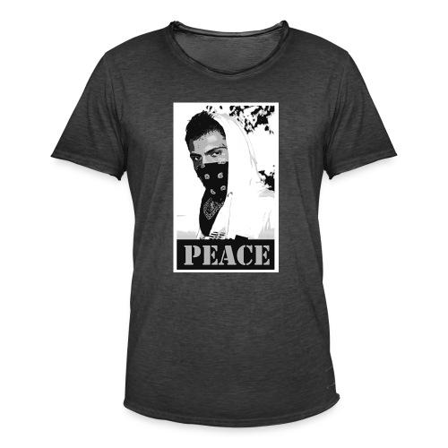Gangsta - T-shirt vintage Homme