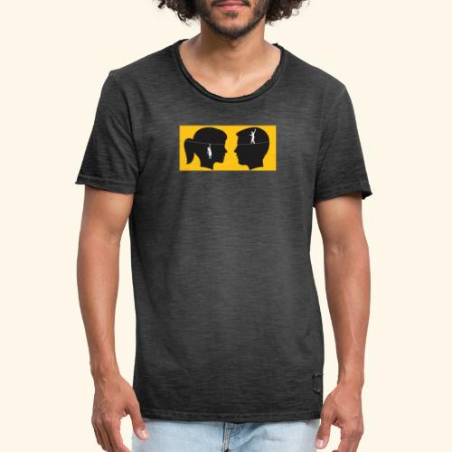valore del femminile - Men's Vintage T-Shirt