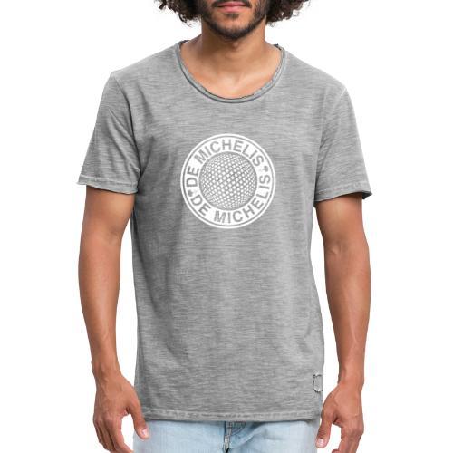 De Michelis Disco Party - Maglietta vintage da uomo