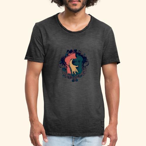the new luxury - Men's Vintage T-Shirt