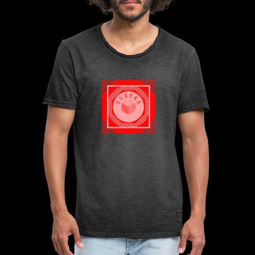Tee-shirt EUREKA spécial rentrée des classes - T-shirt vintage Homme